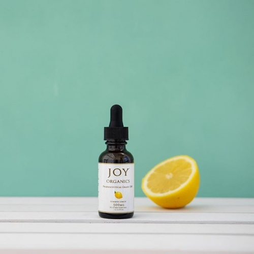 Joy Organics Tincture Orange 1000MG