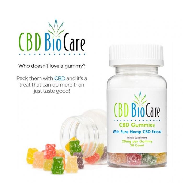 CBD BioCare Gummies 30ct