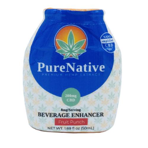 Fruit Punch Beverage Enhancer (200mg)