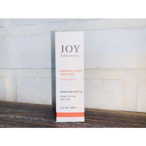 Joys 500mg Orange Tincture