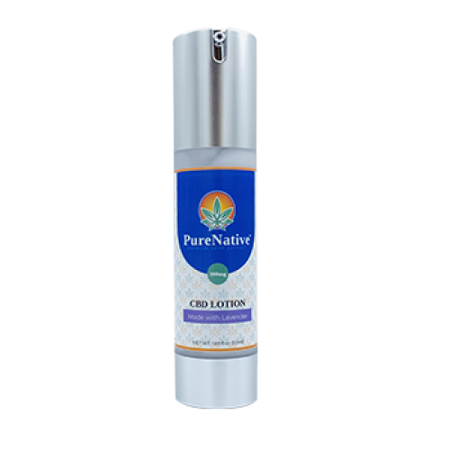 Topical Lavender Daily Relief Cream (300mg)