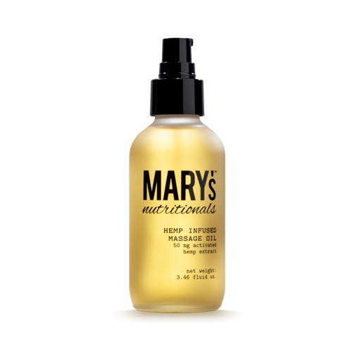Mary's Massage Oil
