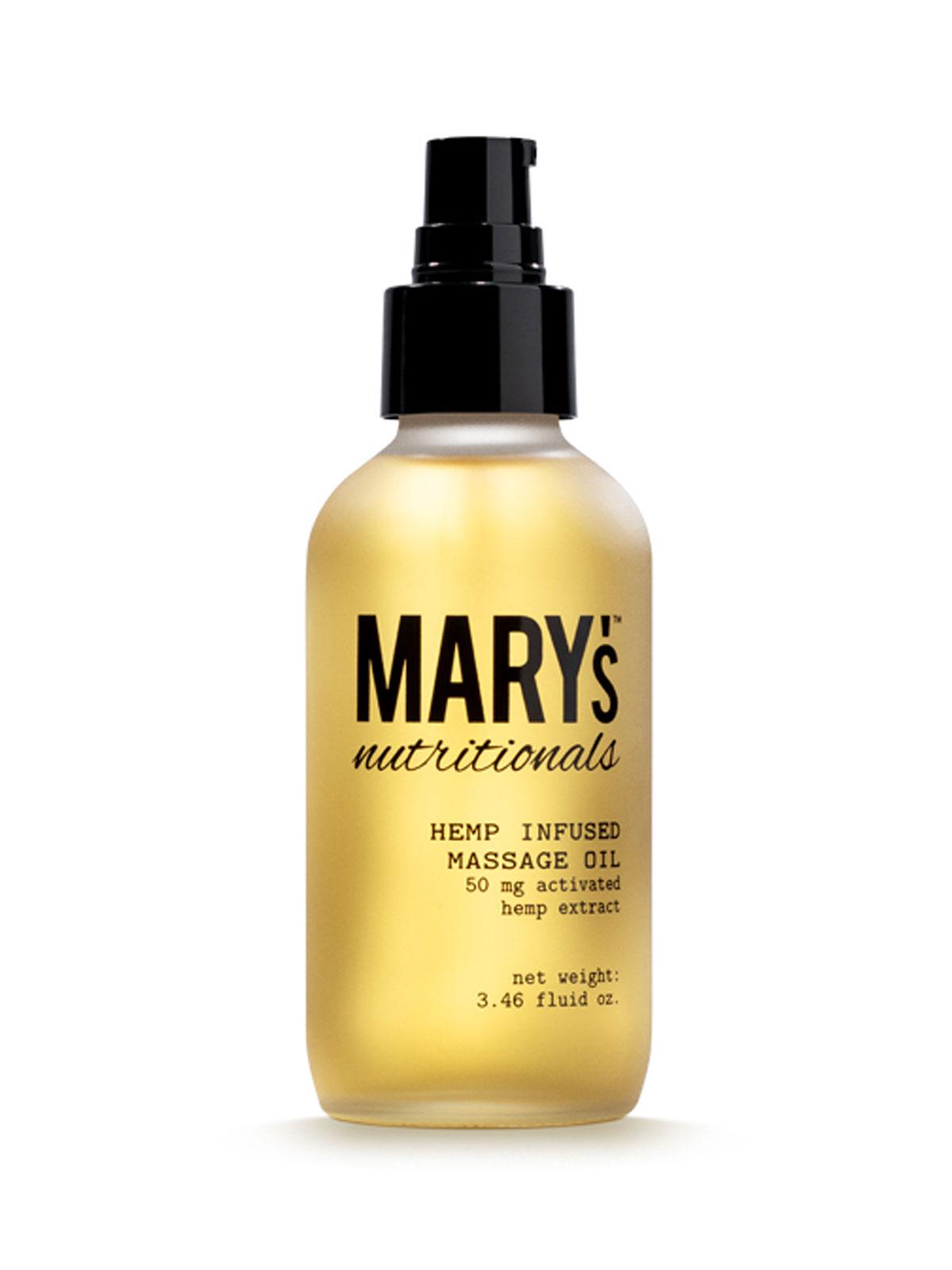 Mary's Massage Oil