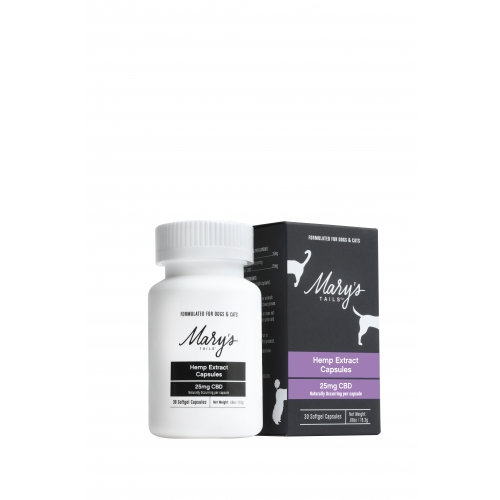 Mary's Whole Pet Omega Capsules