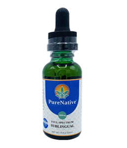 Neutral Sublingual Oil (1000mg)
