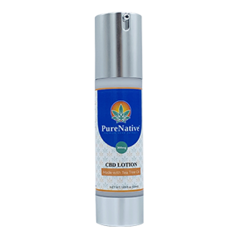 Topical Tea Tree Oil Daily Relief Cream (300mg)