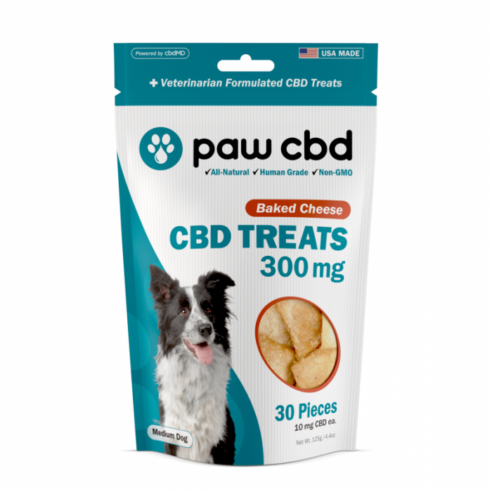 cbdMD Dog Treats 300mg