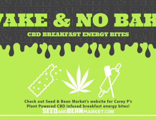 Wake & No Bake CBD Breakfast Bites