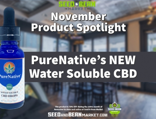 November Product Spotlight: PureNative Water Soluble