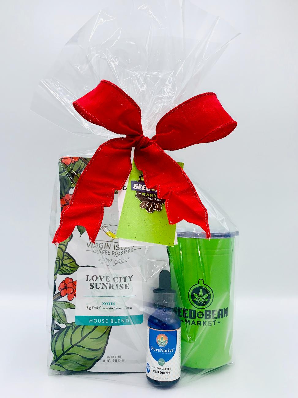Coffee Pothead Gift Bundle