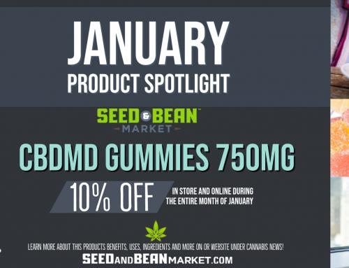 January Product Spotlight: cbdMD Gummies