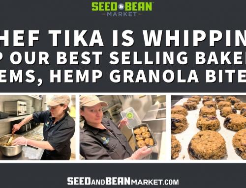 Seed & Bean Market's Hemp Granola Bites