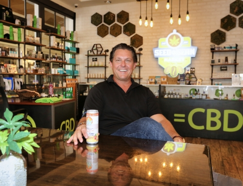 Seed and Bean Market Co-founder Cole Peacock featured in Business Observer